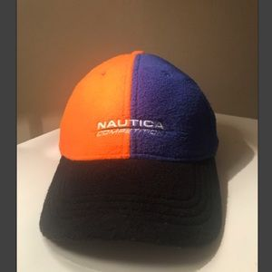 Nautica Competition Dad fleece hat